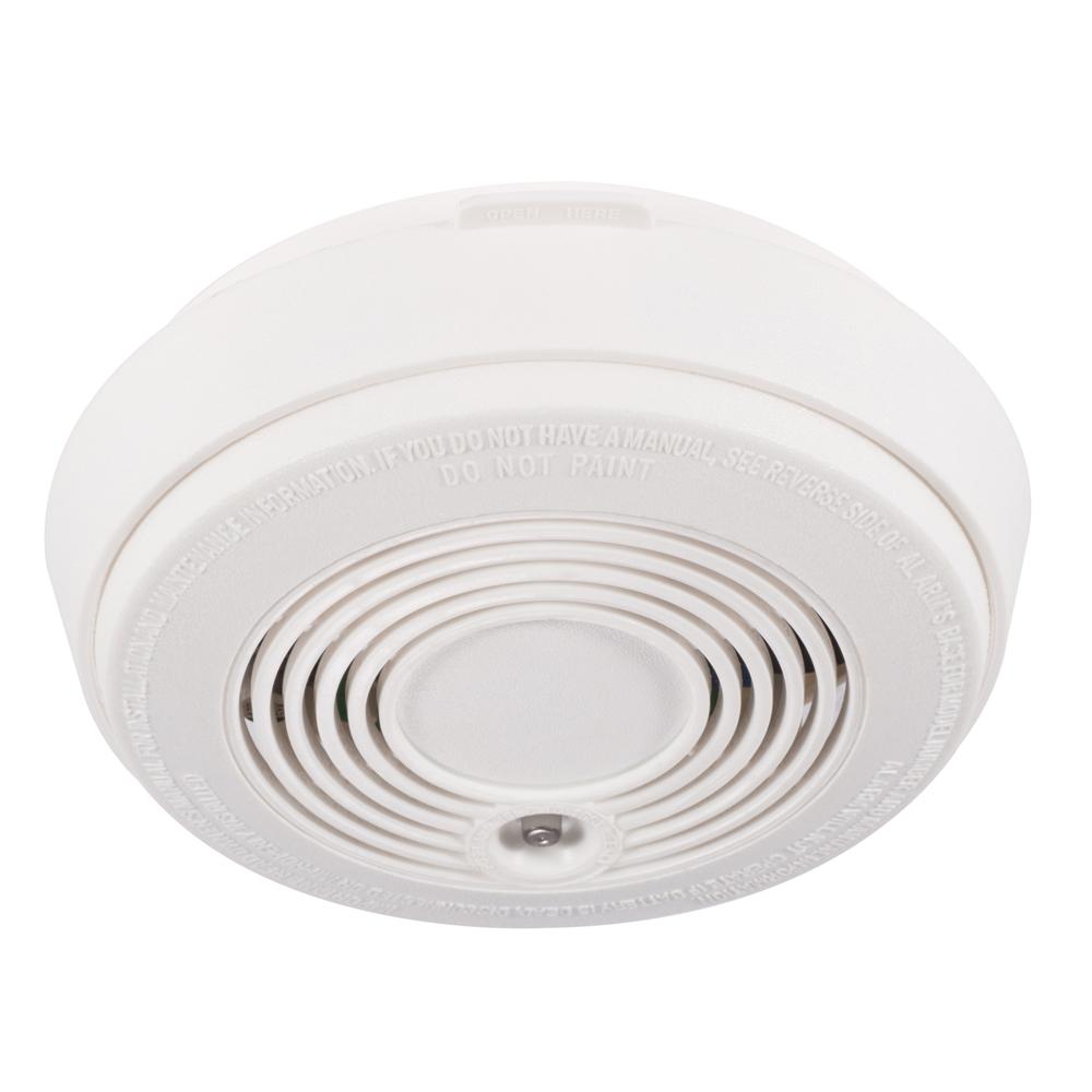 1 Pcs New Product Home Security Alarm System Sms Gsm Smoke Detector Fire Sensor Sim Card Send Message Calling Center Wintel Secure